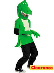 Boys Rex Costume Deluxe - Toy Story