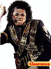Adult Michael Jackson Invincible Jacket