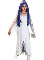 Girls Corpse Bride Costume
