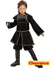 Boys Zuko Costume Deluxe - The Last Airbender