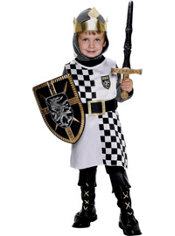Toddler Boys Knight Costume
