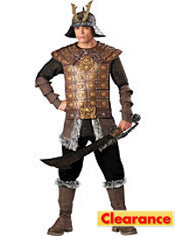 Adult Genghis Khan Costume Elite