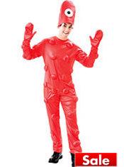 Adult Muno Costume - Yo Gabba Gabba