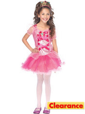 Girls Pretty Princess Costume