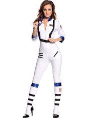 Adult Blast Off Sexy Astronaut Costume