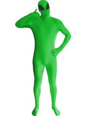 Adult Alien Morphsuit