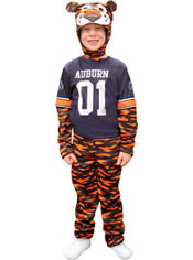Child Auburn Tigers Mascot Costume
