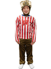 Child Wisconsin Badgers Mascot Costume