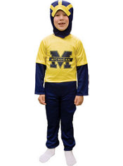 Child Michigan Wolverines Mascot Costume