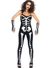Adult Suzy Skeleton Costume