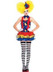 Adult Giggles the Clown Costume