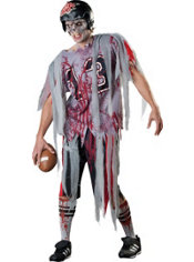 Adult Football Zombie Costume