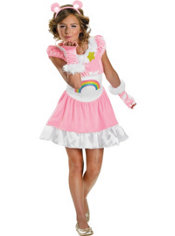 Tween Cheer Bear Costume - Care Bears