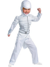 Boys Storm Shadow Muscle Costume - G.I. Joe