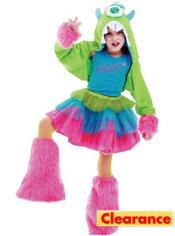 Girls Uggsy Costume Deluxe