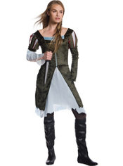Adult Snow White Costume - Snow White and the Huntsman