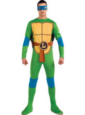 Adult Leonardo Costume - Teenage Mutant Ninja Turtles
