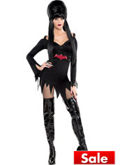 Adult Mistress of the Night Costume