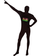 Adult Raver Morphsuit