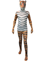 Adult Tiger Morphsuit