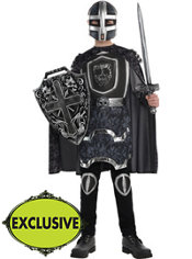 Boys Knight Terror Costume
