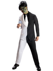 Adult Two-Face Costume - Batman