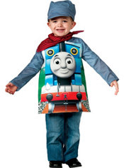 Boys Thomas Engineer Costume Deluxe - Thomas & Friends