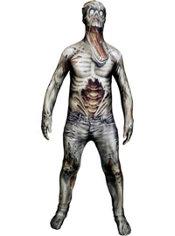Boys Zombie Monster Morphsuit