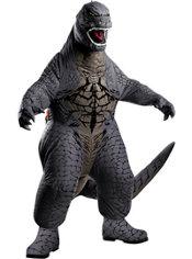 Adult Godzilla Costume Deluxe