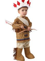Boys Brendan's Boys Native American Costume