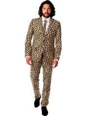 Adult The Jag Leopard Print Suit