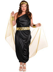 Adult Queen of the Nile Cleopatra Costume Plus Size