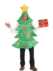 Adult Christmas Tree Costume - Party City