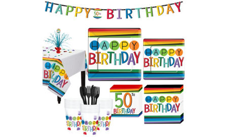 50th birthday party com coupon code / Fitness first deals dubai