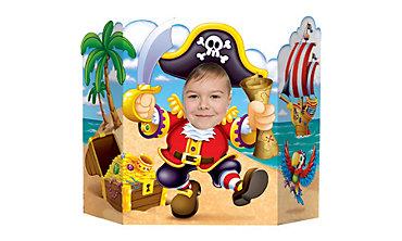 Pirate Photo Prop 37in