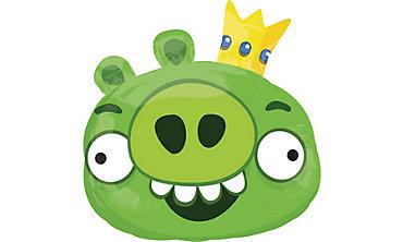 Angry Birds Balloon - Green Pig
