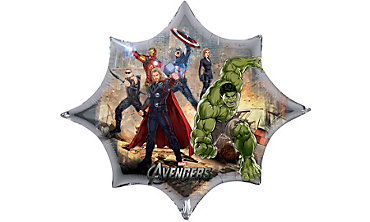 Foil Giant Avengers Balloon 35in