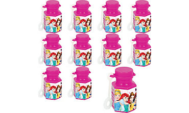Disney Princess Mini Bubbles 48ct