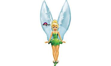 Tinker Bell Balloon - See Thru
