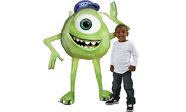 Giant Gliding Monsters University Mike Balloon 54in