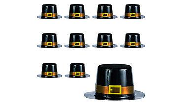Mini Pilgrim Hats 24ct
