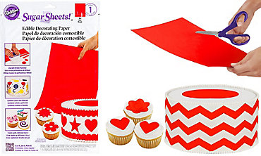 Red Sugar Sheet