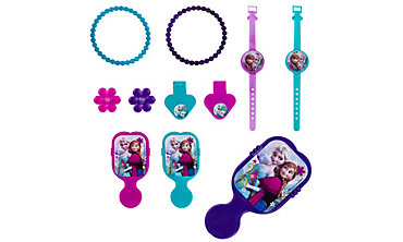 Frozen Favor Pack 100pc