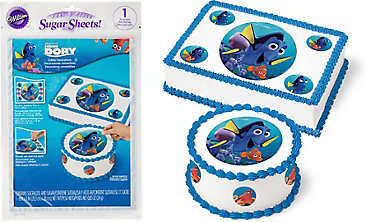 Finding Dory Sugar Sheet