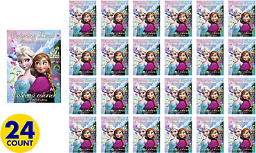 Frozen Coloring Books 24ct