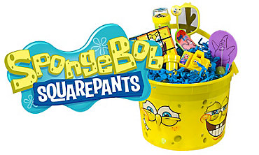 SpongeBob Party Favors