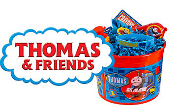 Thomas the Tank Engine Party Favors