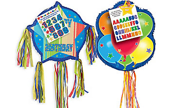 Personalized Pinatas