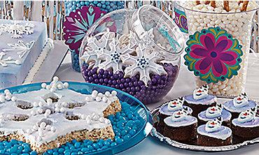 Frozen Baking Supplies