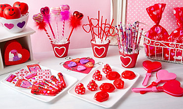 Valentine's Day Favors